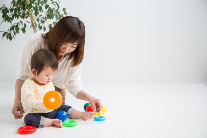 イメージ:赤ちゃんとお母さん